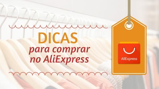 como comprar no Ali Express