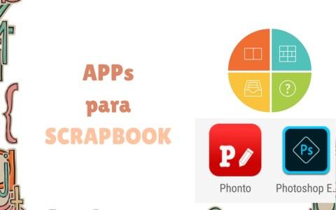 apps para scrapbook