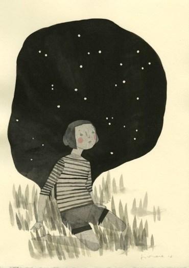 (Space, by Jen Corace)