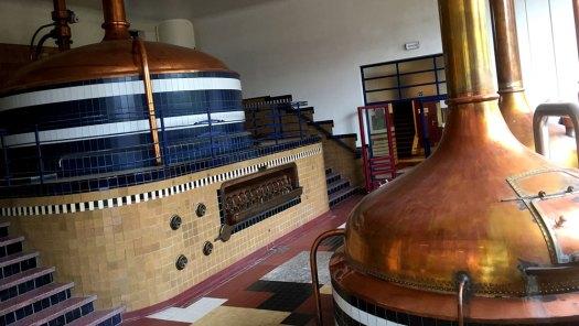 De vroeger brouwerij in prachtige Art deco stijl!