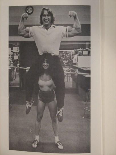 Arnold On Shoulders
