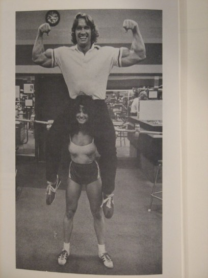 Arnold On Shoulders