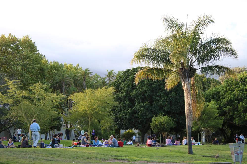 Maynardville Park in Cape Town