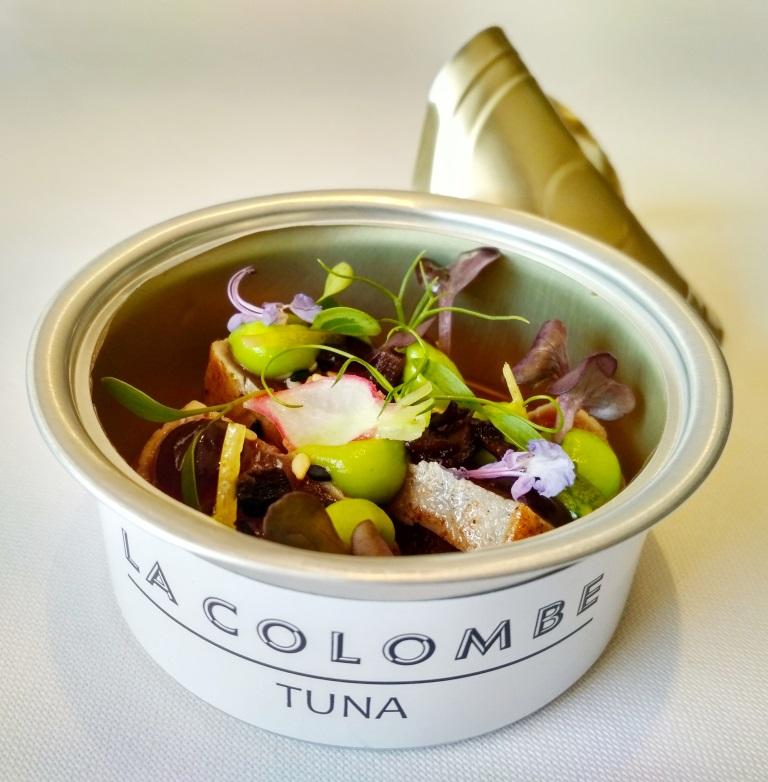 La Colombe (Copyright: Eugene Yiga)