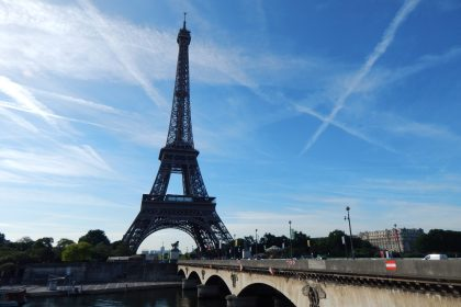 The Eiffel Tower (Copyright: Eugene Yiga)