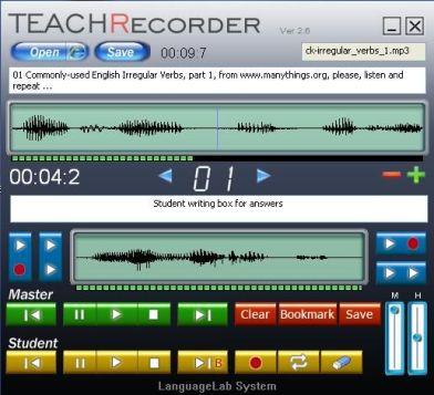 Audio-Attivo-Comparativo-AAC-Teachnet-Lab-software