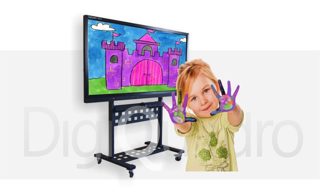 Digital-Board-Monitor-Touch-PON