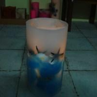 Διακοσμητικό Κερί Eukiros