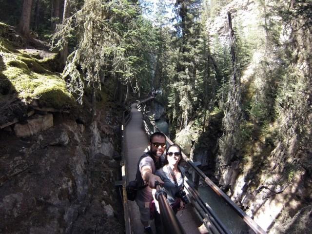 Johnston Canyon Trail_1