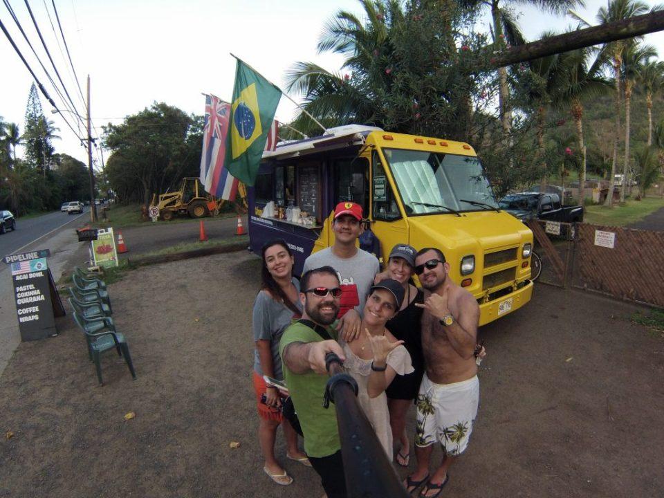 Food Truck Brasileiro em Pipeline