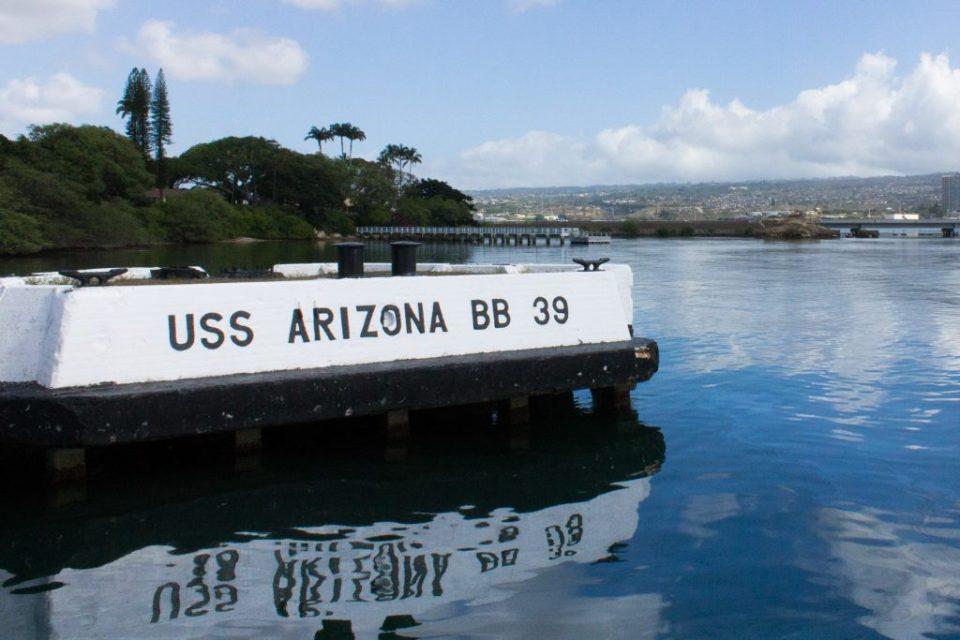 Pearl Harbor - USS Arizona