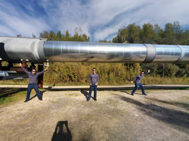 Trans-Alasca Pipeline