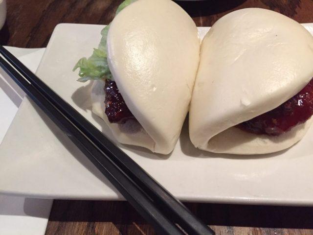 Momofuko Pork Bun