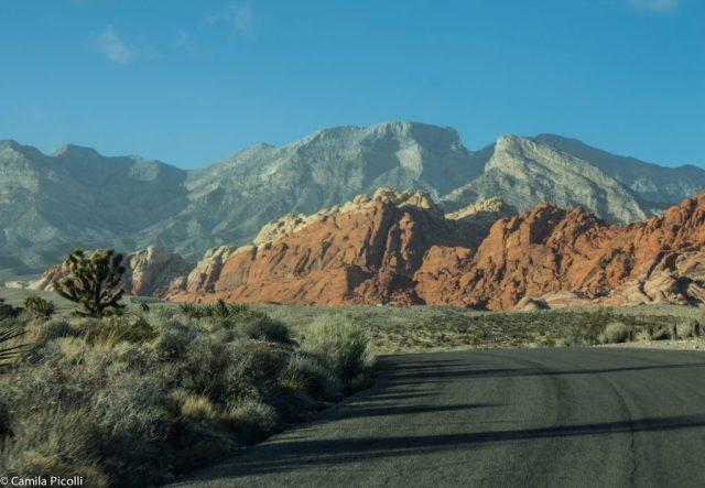Roteiros de carro a partir de Las Vegas - Red Rock Canyon