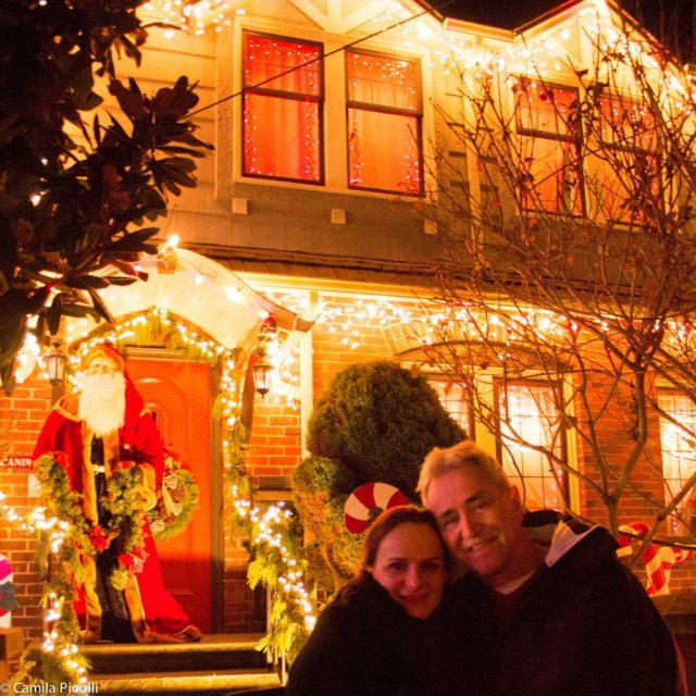 Natal em Seattle - Candy Cane Lane9
