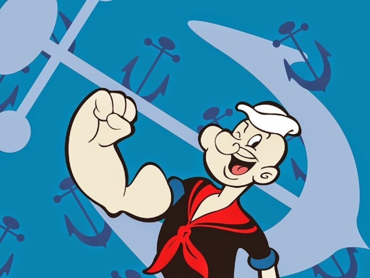 Image result for Popeye el marino