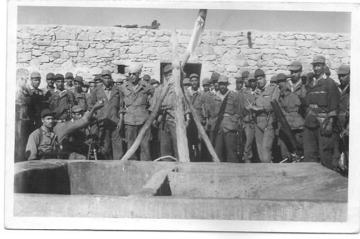 Rebeldes argelinos. Autor: Fayeqalnatour. Fuente: Wikimedia Commons (CC BY-SA 4.0)