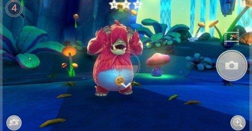 Game Finding Monsters - Quando Felipe estava no Black River Studios da Samsumg