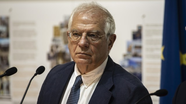 High Representative for foreign Affairs and Security Policy / Vice President of the European Commission, Josep Borrell