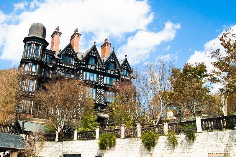 Old England Manor, 老英格兰庄园 Cingjing Minsu Cingjing Homestay in Taiwan