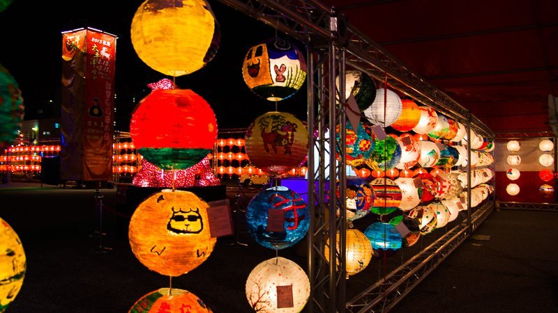 hua lien light festival (2)