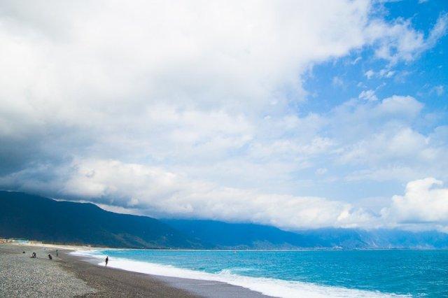 Ci Xing Tan, Pebble Beach, Hualien, Taiwan