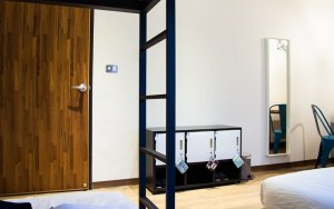 Mini Voyage Hostel Review Hualien Taiwan