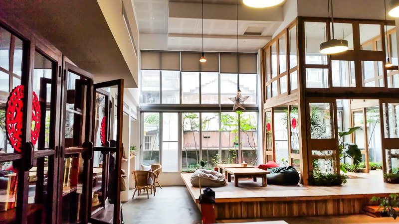 Where to stay when travelling in Taiwan - Star Hostel Taipei (1)