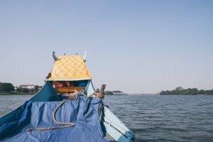 Perfume River Hue Citadel