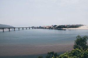 Hai Van Pass Ocean Hue Adventure Motorbike Tour Vietnam Hoi An