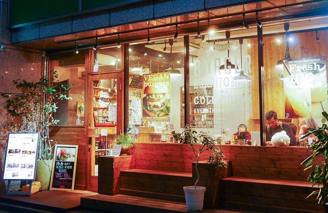 Ain Soph Ripple Vegan Restaurant Tokyo Japan (2)