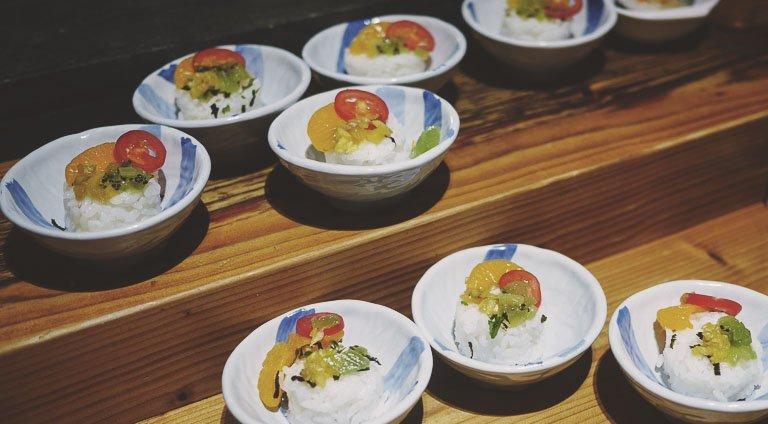 taipei vegetarian food - guo ran hui japanese