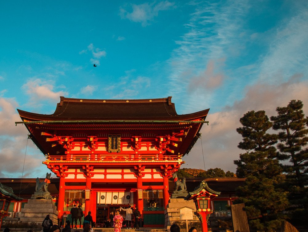 Day trip to Kyoto: Temples, shrines and more