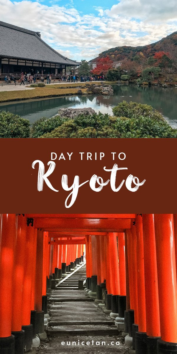 Kyoto provides a nice alternative to the buzzing city life in other major cities such as Tokyo and Osaka. With its rich heritage, majestic temples and sublime gardens, there's just so much to take in within a day in this cultural capital of Japan. Read on to find out more on our pared-down itinerary which took us around Kyoto in a day trip of less than 12 hours.