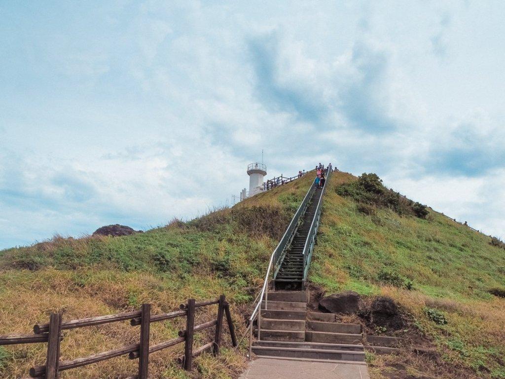 Seopjikoji, 3 day Jeju itinerary