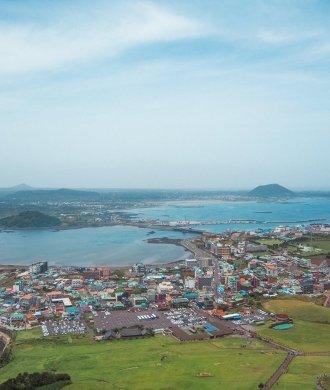 Seongsan Ilchubong, Jeju 3 day itinerary