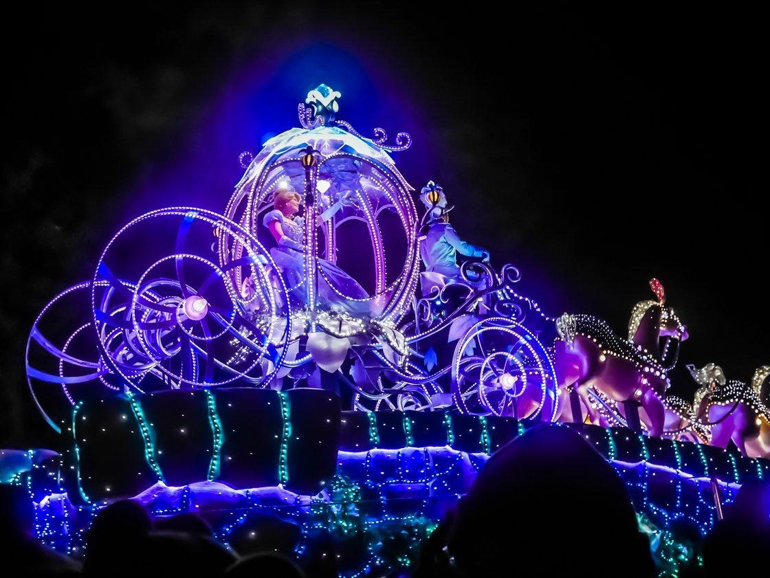 Disneyland - Night Show