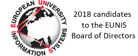 Board candidates 2018