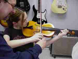 Violin lessons at Euphonic Studio will help you develop your natural abilities efficiently