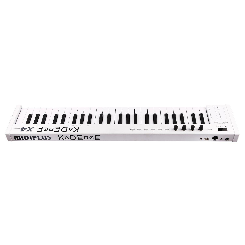 Buy Kadence Midiplus X4 49key Midi Keyboard Controller Or