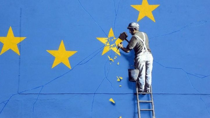 Image result for eu brexit EurActiv European economy to lose 1.5% of GDP with 'no-deal' Brexit