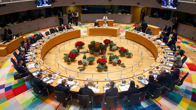 Divided EU leaders to hammer out budget at February summit ...