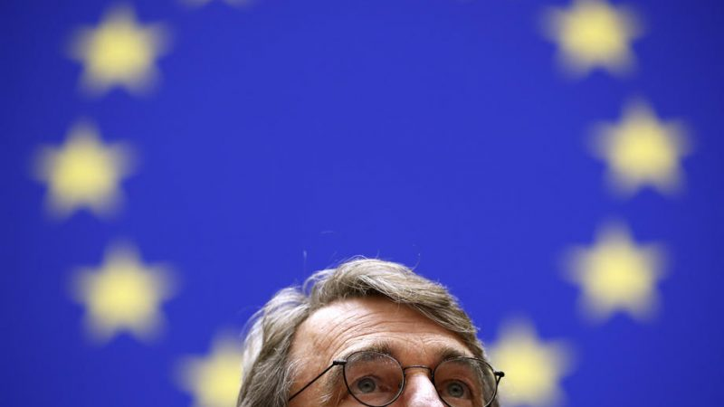 European Parliament cancels Strasbourg session and goes virtual