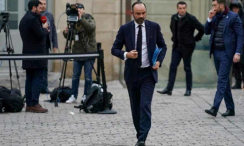 Retraites: après un mois de grève_Premier ministre Français E