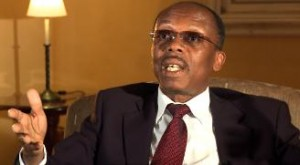Haiti's Former President Jean-Bertrand Aristide