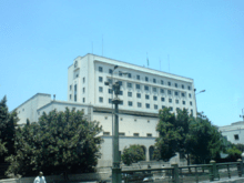 Headquarters of the Arab League, beside Tahrir Square in Downtown Cairo