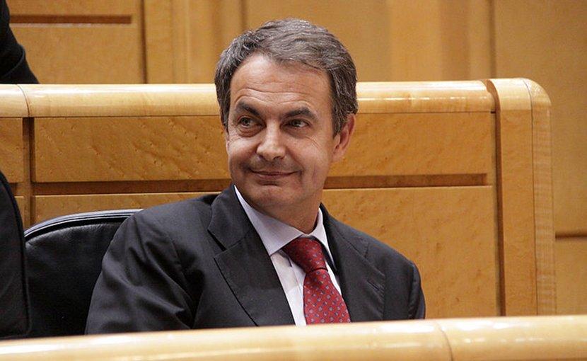 Spain's José Luis Rodríguez Zapatero. Photo Credit: La Moncloa, Wikipedia Commons.