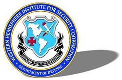 Official seal of the Western Hemisphere Institute for Security Cooperation