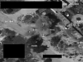 NATO Strike Tanks In Libya