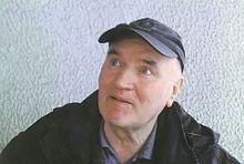Ratko Mladić in 2011